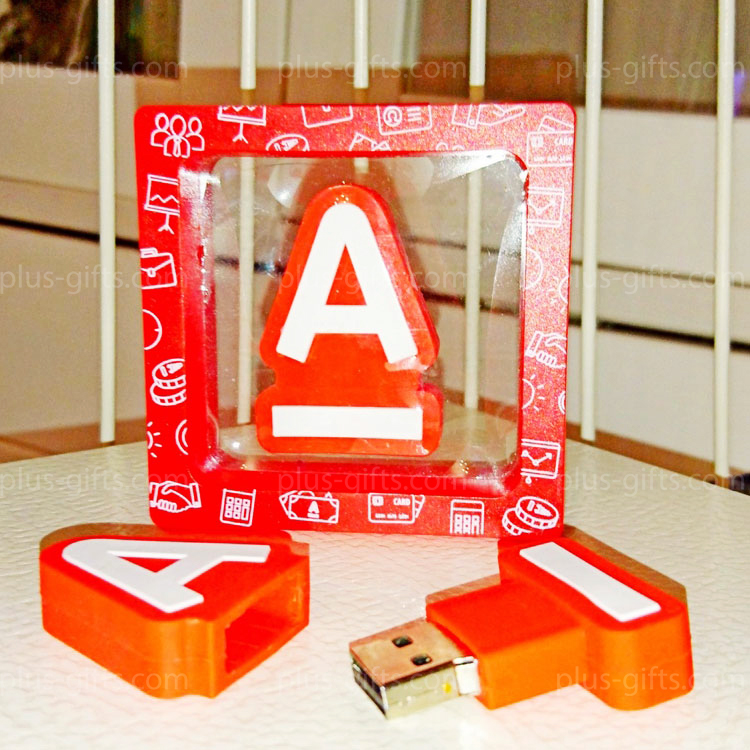 USB flash drive customized shape